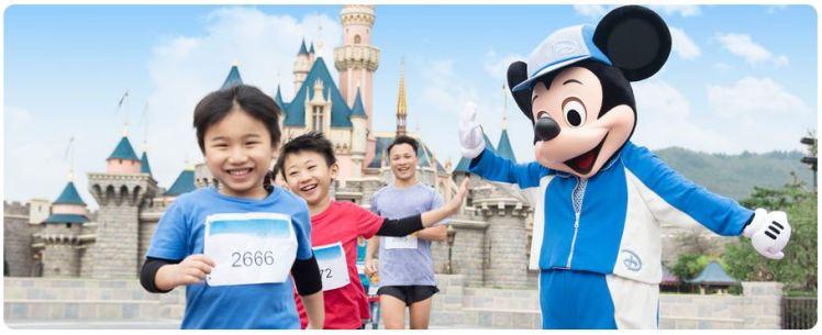 HKDL 10K Races