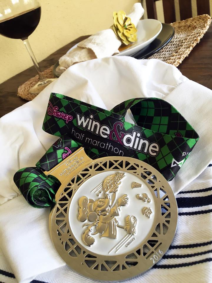 2016 Wine and DIne Medal