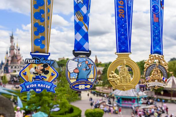 DLP Half Marathon Medals