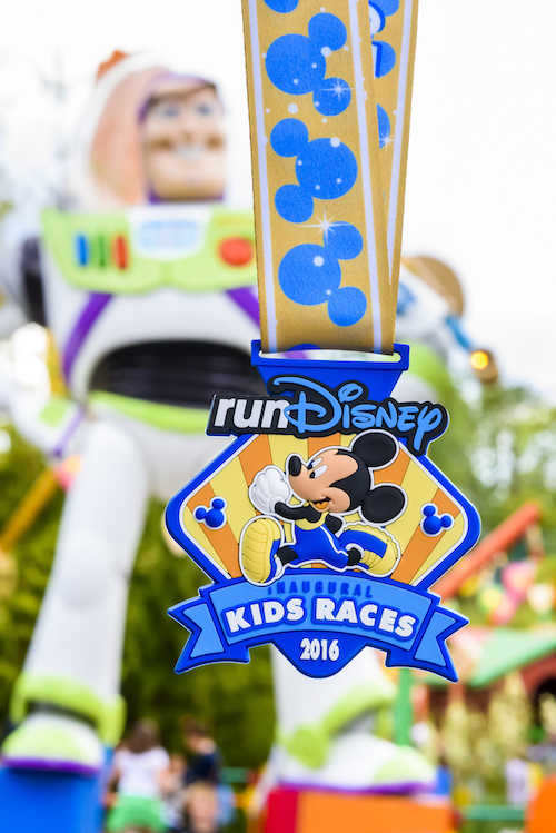 DLP Kids Races Medallion