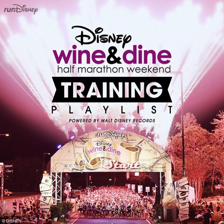 Spotify Wine and Diney Playlist