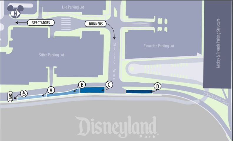 2016 DL Event Guide 5K Corrals