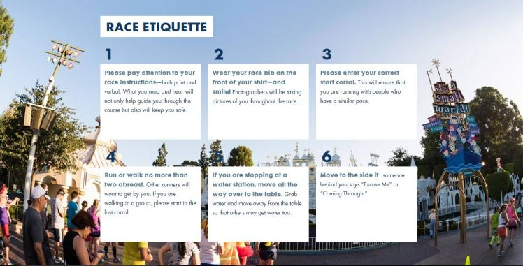 2016 DL Event Guide Race Etiquette