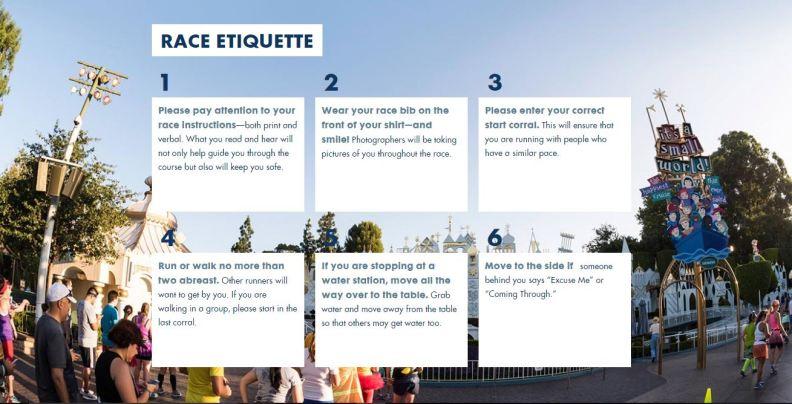 2016 DL Event Guide Race Etiquette