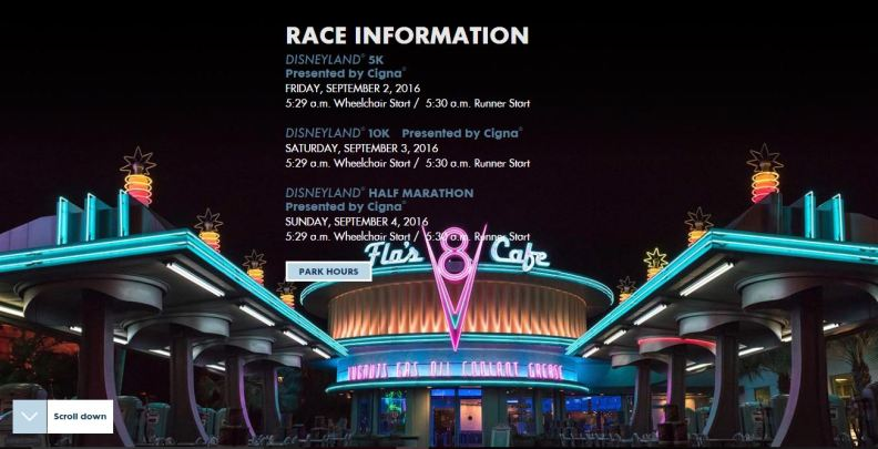 2016 DL Event Guide Race Info