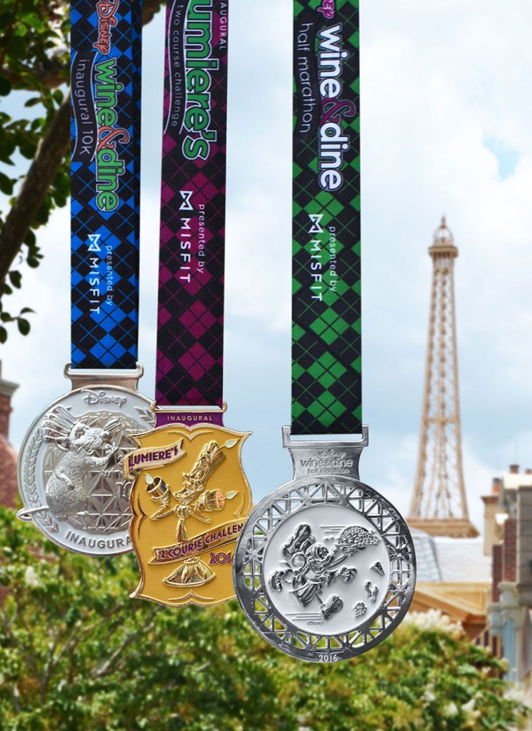 2016 Wine and Dine Challenge Medals