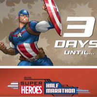 Avengers Super Heroes Half Marathon Weekend Merchandise Preview