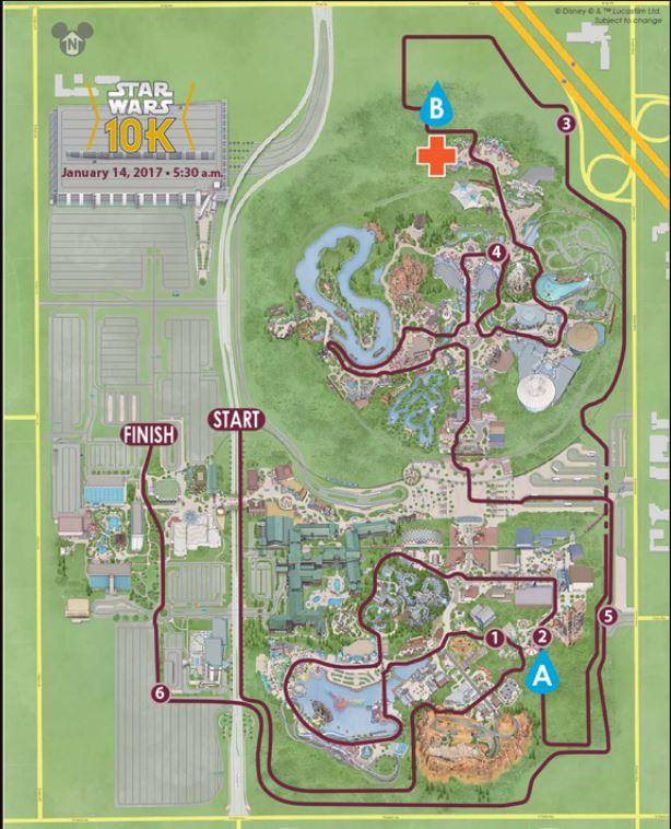 2017-star-wars-half-marathon-guide-10k-map