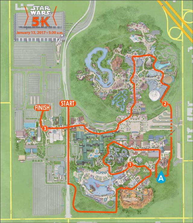 2017-star-wars-half-marathon-guide-5k-map
