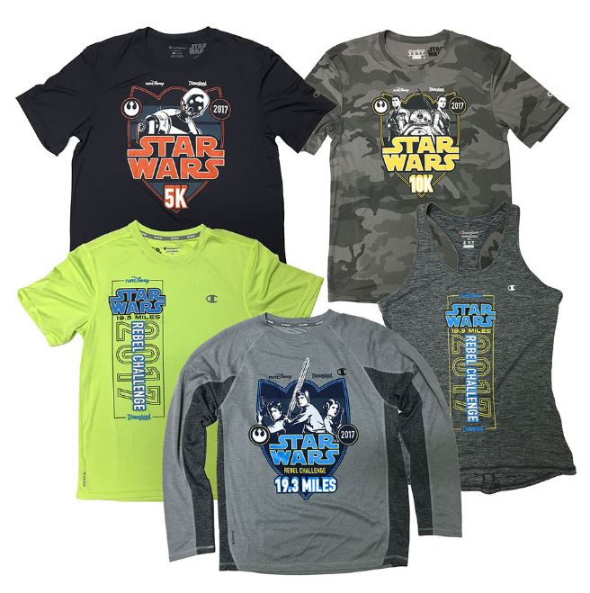 f2d89dd45f565 2017 Star Wars Half Marathon Merchandise Preview!!!!!! – Why I runDisney