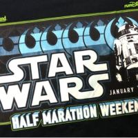 2017 Star Wars Half Marathon Merchandise Preview!!!!!!
