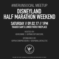The 2017 Disneyland Half Marathon Weekend Starts TODAY!