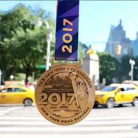 The Big Day! 2017 TCS NYC Marathon Day!