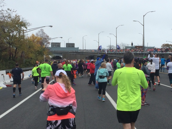 2017 NYC Marathon Recap - Wait, this isn't the NYC Half Marathon?