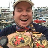 runDisney Offers a Super Hero Virtual Race Series this Summer!