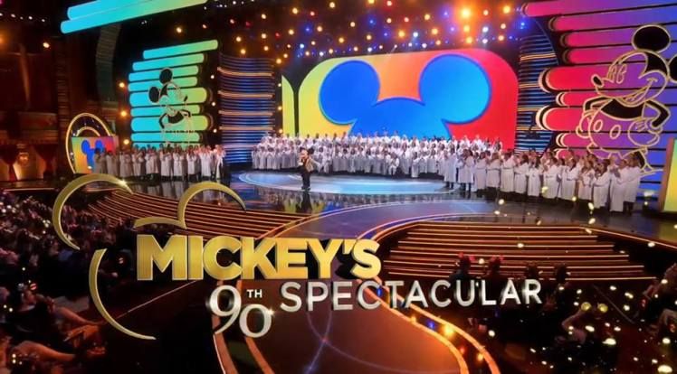 Novemer 2018 Mickeys 90th 2
