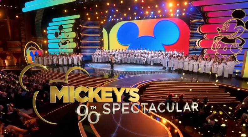 Novemer 2018 Mickeys 90th 2