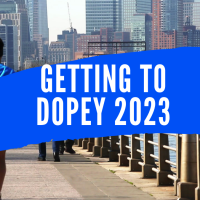 Getting to Dopey 2023