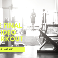 Video Tutorials of My Workouts - One More Shot